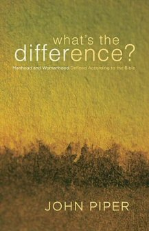 What's the Difference?: Manhood and Womanhood Defined according to the Bible (Study Guide)