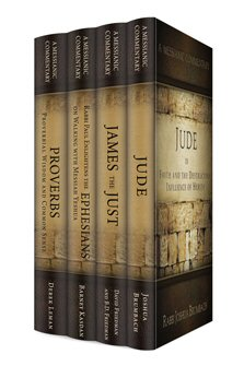 A Messianic Commentary Series (4 vols.)