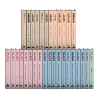 Barth's Church Dogmatics (31 vols.)