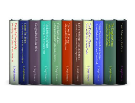 J. Dwight Pentecost Collection (11 vols.)