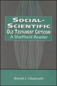 Social-Scientific Old Testament Criticism