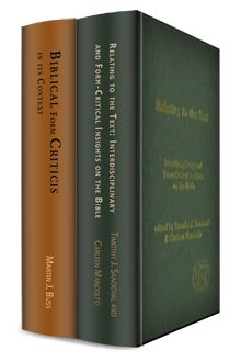 Form Criticism Collection (2 vols.)