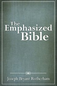 The Emphasized Bible (EBR)