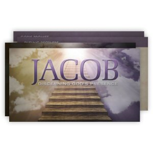 Jacob: Discerning God's Presence (slides)