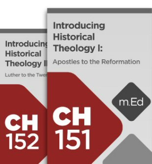 Mobile Ed: Introducing Historical Theology Bundle (2 Courses)