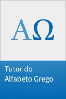 Tutor do Alfabeto Grego