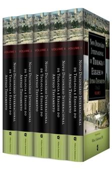 Novo Dicionário Internacional de Teologia e Exegese do Antigo Testamento
