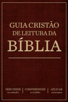 Guia Cristao de Leitura Da Biblia