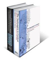 Brill Septuagint Studies Collection (2 vols.)