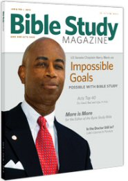 Bible Study Magazine—January–February 2010 Issue