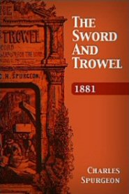 The Sword and Trowel: 1881