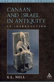Canaan and Israel in Antiquity: An Introduction