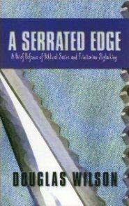 A Serrated Edge: A Brief Defense of Biblical Satire and Trinitarian Skylarking