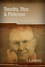 Addresses on Timothy, Titus & Philemon