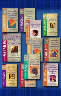 Colección de guías de estudio de Hayford