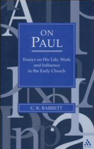 On Paul: Essays on His Life, Work, and Influence in the Early Church