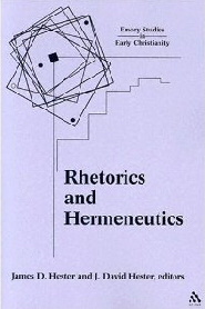 Rhetorics and Hermeneutics: Wilhelm Wuellner and His Influence