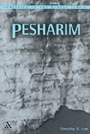 Pesharim