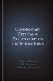 Commentary Critical and Explanatory on the Whole Bible