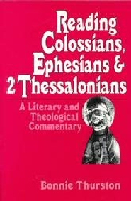 Reading Colossians, Ephesians and 2 Thessalonians