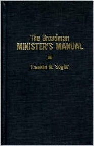 The broadman ministers manual logos bible software the broadman ministers manual fandeluxe Image collections