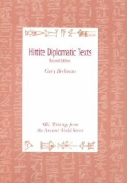 Hittite Diplomatic Texts, 2nd ed.