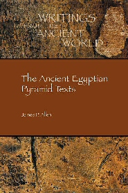 Ancient Egyptian Pyramid Texts
