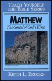 Matthew: The Gospel of God's King