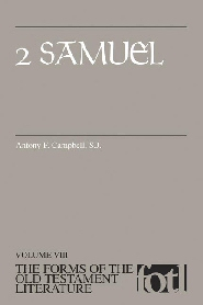 Forms of the Old Testament Literature Series: 2 Samuel (FOTL)