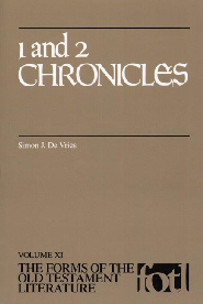 Forms of the Old Testament Literature Series: 1 and 2 Chronicles (FOTL)