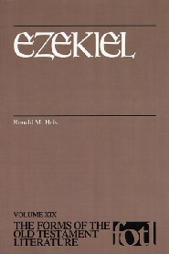 Forms of the Old Testament Literature Series: Ezekiel (FOTL)