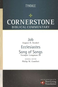 Cornerstone Biblical Commentary: Job, Ecclesiastes, Song of Songs (CBC)