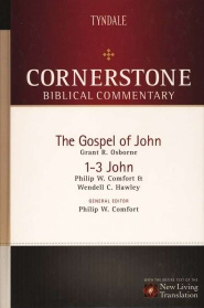 Cornerstone Biblical Commentary: The Gospel of John, 1–3 John