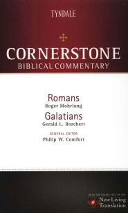 Cornerstone Biblical Commentary: Romans, Galatians