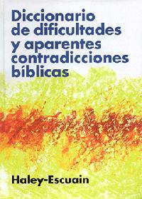 Diccionario de dificultades y aparentes contradicciones