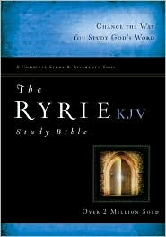 Ryrie Study Bible: King James Version