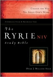 Ryrie Study Bible: New International Version