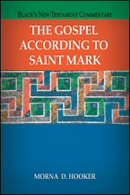 The Gospel According to Saint Mark (Black's New Testament Commentary | BNTC)