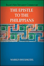 The Epistle to the Philippians (Black's New Testament Commentary | BNTC)