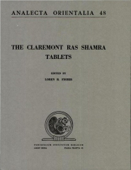 The Claremont Ras Shamra Tablets