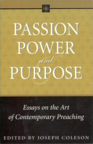 Passion, Power and Purpose
