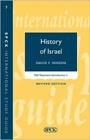 SPCK Old Testament Introduction: History of Israel