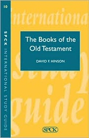 SPCK Old Testament Introduction: The Books of the Old Testament