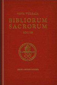 Nova Vulgata: Bibliorum Sacrorum Editio (NVUL)