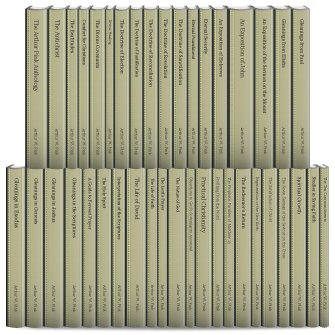 A. W. Pink Collection (40 vols.)