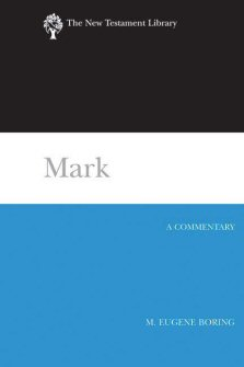 The New Testament Library Series: Mark