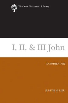 The New Testament Library Series: I, II, & III John