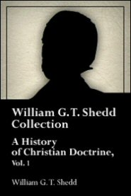 A History of Christian Doctrine, vol. 1