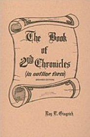 The Book of 2nd Chronicles