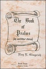 The Book of Psalms, vol. 3